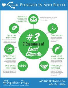 7 Essentials of Email Etiquette