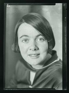 Karin Boye 1900 - 1941 Swedish poet and novelist.