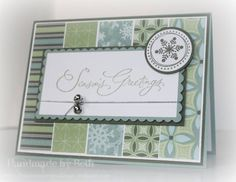 IC307, Season's Greetings... by bigsky - Cards and Paper Crafts at Splitcoaststampers