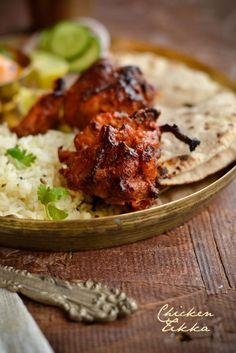 Chicken Tikka Recipe | kurryleaves