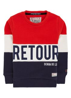 Op zoek naar Retour Jeans Bruce sweater met colour blocking en logoprint ? Vind je favoriete items bij de Bijenkorf. Vandaag voor 22:00 besteld, morgen gratis thuis geleverd.