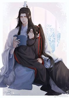Read 66 from the story Mo dao zu shi by Ririyiro with 629 reads. Mpreg Anime, Fanarts Anime, Real Anime, I Love Anime, Comic Anime, Anime Art, Canon Anime, Manga Bl, Anime Lindo