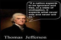 Famous Thomas Jefferson Quotes Prepossessing Thomas Jefferson Quote  Quotes  Pinterest  Thomas Jefferson .