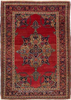 Antique Bidjar Oriental Rug Size: x Persian Carpet, Persian Rug, Iranian Rugs, Iranian Art, Modern Carpet, Grey Carpet, Patterned Carpet, Carpet Colors, Carpet Runner