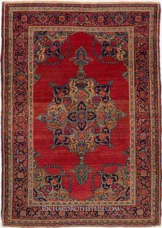 Antique Persian Rug | c83d4012 antique bidjar oriental rug c62t bidjar oriental rug c31d2771 ...