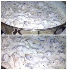 Scalopina (pui si ciuperci)