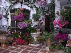 Cordoba Patio