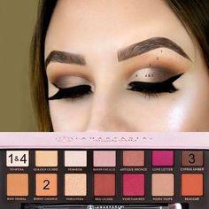 Bella Hadid 's Coachella Light Eyeshadow Makeup Look Tutorial 2018 #Bellahadid #news #eyeshadow #looks #makegirlz #peachyqueenblog #beauty #makeup #hudabeauty #abh #anastasiabeverlyhills #Anastasiabrows #theBalm #wakeupandmakeup