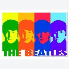 Beatles Pop Art Andy Warhol | ... beatles-arte-pop-art-rompecabezas-puzzle-1000pz_MLM-O-2621976663