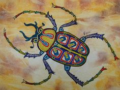 surrealist insect artist - Google Search