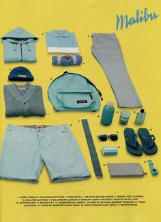 inspeier clothes layout