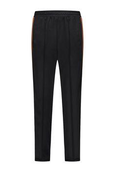 Ganni Track Pants Dubois Polo Black - T1891 3365 99