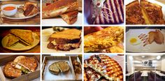 Best grilled cheese sandwiches in NYC. Must try them all!