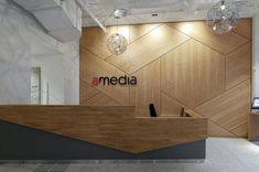30+ Reception Desk Ideas 2019 Trends, Small, Rustic, Wooden, Modern & Creative!