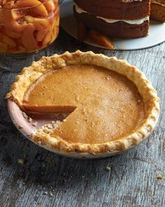 Gabrielle's Honey Pie Recipe for Thanksgiving