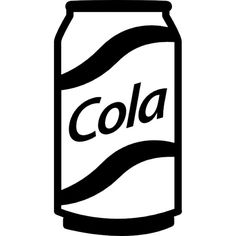 Cola can Free Icon