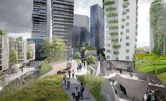 Urban Creek / Atol Architects