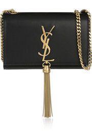 Monogramme small leather shoulder bag