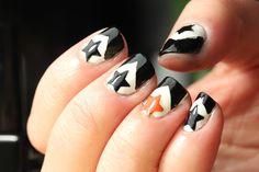 Wingtip nails