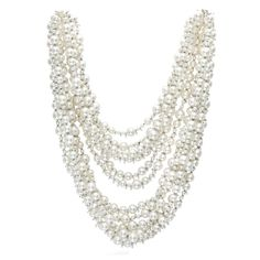 Angara 16 Hanadama Akoya Cultured Pearl Single Line Necklace eUkobTkTi4