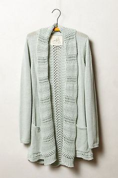 Lacestitch Cardigan - anthropologie.eu