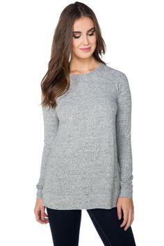 Super Soft Long Sleeve Sweater