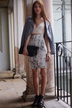 .MY FASHION SQUARE.: Marble Lace Skirt, Sequin Skirt, Walking Barefoot, Marble, Cute Outfits, The Incredibles, My Style, Skirts, Clothes