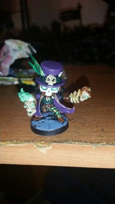 Shamble priest from super dungeon explore