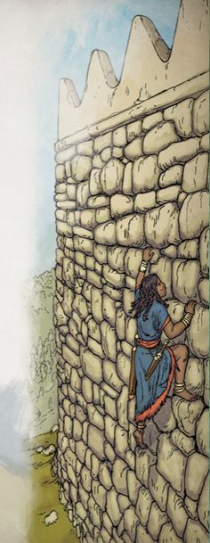 RQG - Climbing   3. Nor does the RuneQuest system use levels; instead, characters advance in skills and abilities by using them in course of play. Anyone can try to pick a lock, cast a spell, or decipher some ancient runic script. Or indeed, try to climb a wall...