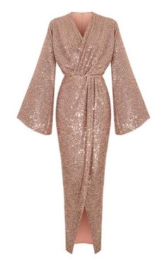 Elegant Dresses, Beautiful Dresses, Cute Dresses, Hijab Evening Dress, Evening Dresses, Dress Outfits, Fashion Dresses, Sequin Gown, Muslim Fashion