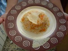 Rice with pumpkin - Arròs amb carabassa | Recepta de cuina de Araceli Martí Francàs - Receptes.cat