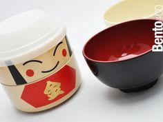 Kokeshi Bento ~ a must for soup