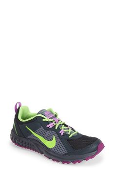 Nike+'Wild+Trail'+Running+Shoe+(Women)+available+at+#Nordstrom