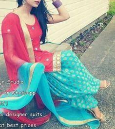 Salwar kameez design