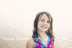 {Blumer Portraiture | Mt. Pleasant, MI Photographer} : Beach baby