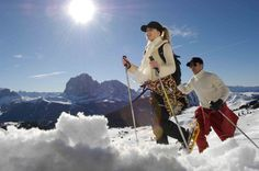 I love trekking: iniziare l'anno con le ciaspole ai piedi | BoBos
