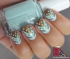 chevoron nails - Google Search