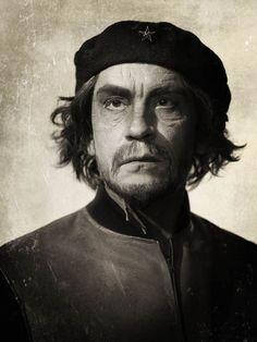 Des portraits célèbres recréés avec John Malkovich malkovich portrait 03