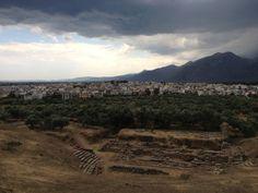 Σπάρτη (Sparta) in Λακωνία, Λακωνία