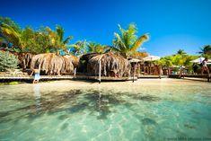 Karibuni Restaurant, Pinel Island, St. Martin/St. Maarten.