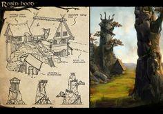 Project Sample:  Robin Hood 1 by AlexJJessup.deviantart.com on @DeviantArt