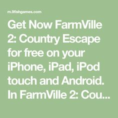 Get Now FarmVille Country Escape for free on your iPhone, iPad, iPod touch and Android. In FarmVille Country Escape, you are tasked with building your own farm from the ground up. Farmville 2 Country Escape, Iphone 5s, Iphone Cases, Farm Games, Leather Backpacks, Leather Bags, Handmade Leather, Vintage Leather, Outdoor Travel