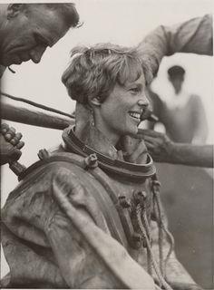 Portrait (26):Amelia Earhart