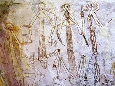 Australia was colonised by humans years before we first arrived in Europe, says new study, which pushes back date of first human arrival to years ago Ancient Egyptian Art, Ancient Aliens, Ancient History, Egyptian Mythology, Egyptian Goddess, European History, Ancient Greece, American History, Aboriginal Culture