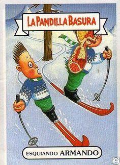 Esquiando Armando