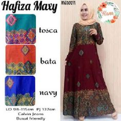 Hafiza Maxy Busui | Jilbab Online Depok