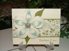 SUO Spring Flower Cards, Mary A. by Maryalsostamps - Cards and Paper Crafts at Splitcoaststampers