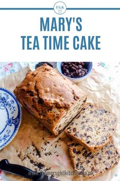 This delicious Tea Loaf is Mary Berry's Tea Time Cake, a super simple recipe that produces a tasty fruit loaf every time. #fruit #cake #tea #easy #recipe Mary Berry Tea Loaf, Mary Berry Fruit Cake, Quick Fruit Cake, Fruit Cake Loaf, Fruit Loaf Recipe, Fruit Cakes, Mary Berry Cake Recipes, Fruit Bread, Loaf Cake