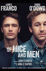 OF MICE AND MEN #broadway