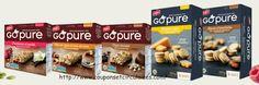 Coupons et Circulaires: 1$ sur les Biscuits GO PURE
